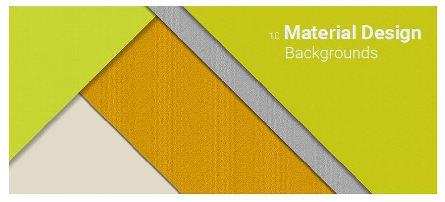10 Бесплатных Material Design фонов