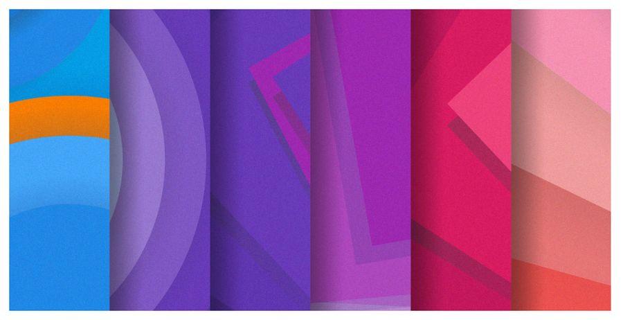 30+ Бесплатных Material Design фонов